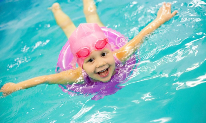 Fine Tune Tutoring - Los Angeles: Four Weeks of Private Swim Lessons from Fine Tune Tutoring (45% Off)