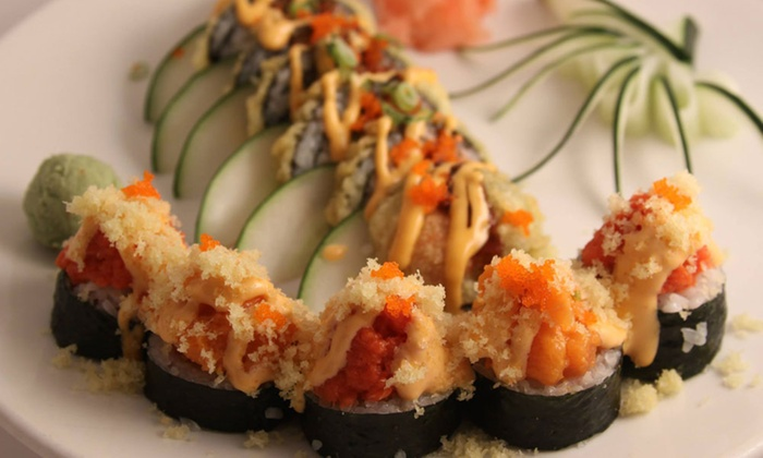 Fulin's Asian Cuisine - Madison: Sushi and Asian Lunch or Dinner at Fulin's Asian Cuisine (50% Off)