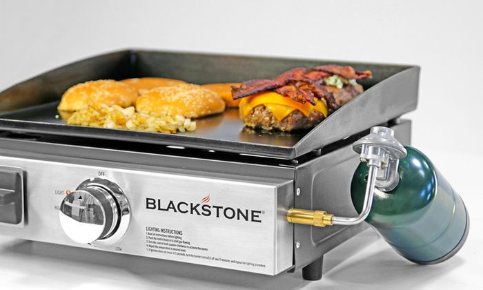 Blackstone 17 Quot Table Top Griddle Groupon