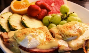 Julia's in Wallingford: American Fare for Brunch or Lunch at Julia's in Wallingford (Up to 44% Off). Two Options Available.
