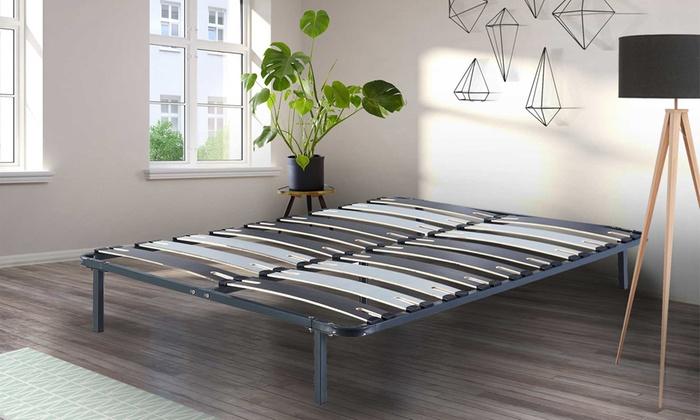 sommier 5 zones de confort groupon shopping. Black Bedroom Furniture Sets. Home Design Ideas