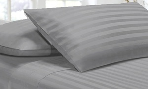 1000TC Stripe Sheet Set