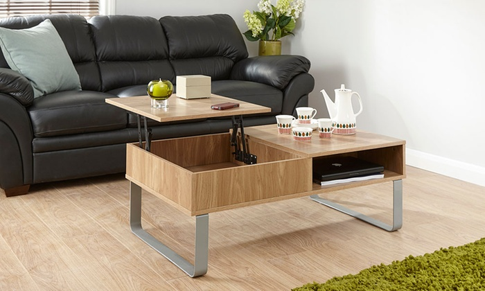 Aspen Lift Up Coffee Table