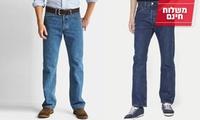 ג'ינס LEVI'S לגבר - משלוח חינם