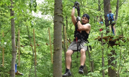All-Day Adventure Park Visit for One or Two at Boundless Adventures (Up to 50% Off)