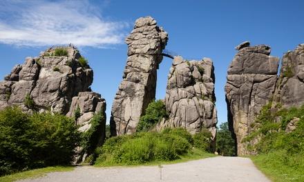 Teutoburger Wald: 3-5 Tage für Zwei inkl. Halbpension und Nutzung des Wellness-Bereichs im Parkhotel Nieheim