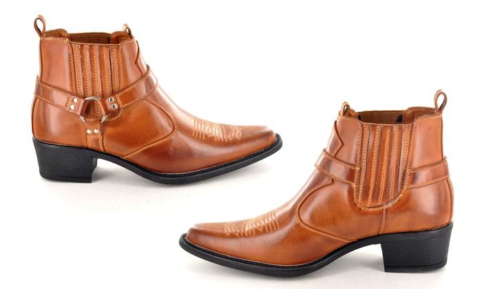 western boots f r herren groupon goods. Black Bedroom Furniture Sets. Home Design Ideas