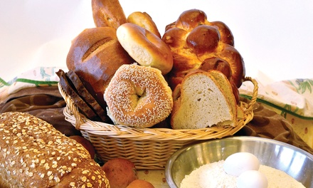 $19 for Baked Goods and Cafe Fare at Schwartz Bakery and Circa-NY Restaurant ($30 Value)