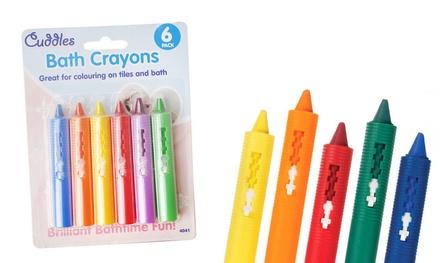 NonToxic Baby Bathroom Crayons