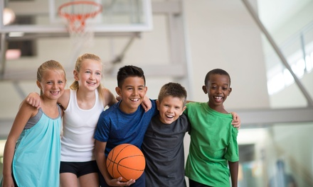 Spring Break or Sunday Basketball Clinic for One Person at SouthBay Hustle (Up to 53% Off)