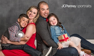 Up to 81% Off a Photography Shoot Bundle   at JCPenney Portraits, plus 6.0% Cash Back from Ebates.