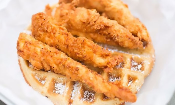 Capital Chicken Waffles Oxon Hill Md Groupon