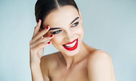 Sesión de limpieza facial y opción a manipedicura, depilación de axilas, ingle y piernas desde 14,90€ en Guiño Nails Oferta en Groupon