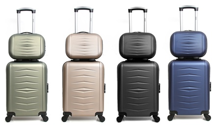 Set di 2 valigie Infinitif Oviedo