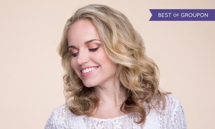 Haarschnitt mit Pflege oder Kerastase-Spa mit Färben oder Dauerwelle bei bleu blau blue (bis zu 64% sparen*)