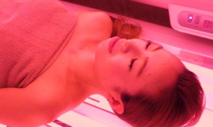 Be★SALO - Be SALO 美サロ六本木店: 【最大82%OFF】横になるだけの、簡単エステで美肌へ≪コラーゲンカプセル30分/1回分 or 3回分 or 5回分≫ @Be★SALO