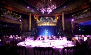 Cafe De Paris: Seven Sins Friday Cabaret Show with Two-Course Dinner, Cocktail and Club Entry for Four at Café De Paris (41% Off)