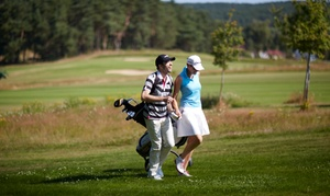 Baltic Hills Golf Usedom: 1 Tag Golfen inkl. Greenfee auf dem 18-Loch-Platz von Baltic Hills Golf Usedom (53% sparen*)