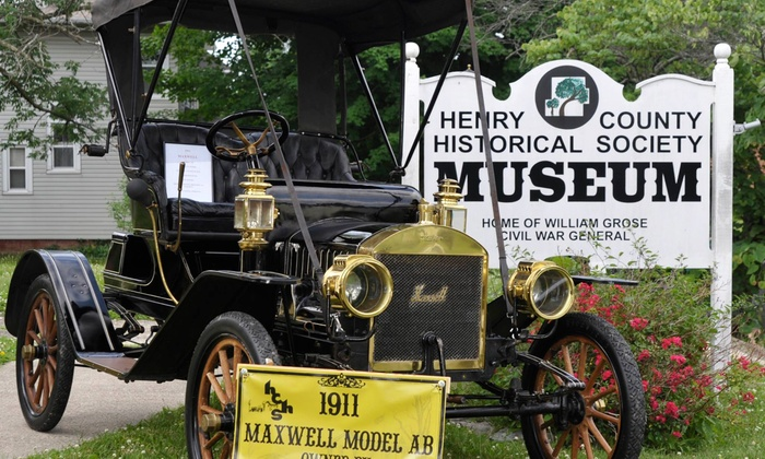 Henry County Historical Society - Henry County Historical Society: Admission for Two, Four, or Six, or Tour for Up to 10 at the Henry County Historical Society (Up to 50% Off)