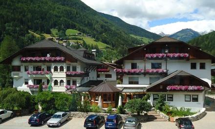 Val Pusteria: fino a 7 notti con pensione ¾ e ingresso Spa a 99€euro