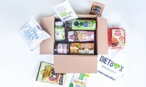 DietBox: 3 cajitas DietBox de comida saludable por 26,99 €