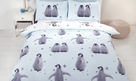 Rapport Home Seasonal Duvet Cover Set in Choice of Design