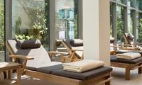 """3-monatige Eintrittskarte ins """"Vital Spa"""" inkl. 20 Min. Aromaöl-Massage im Dorint Hotel An der Messe Köln (55% sparen*)"""