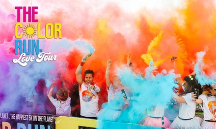 The Color Run, 728 September, London and Manchester
