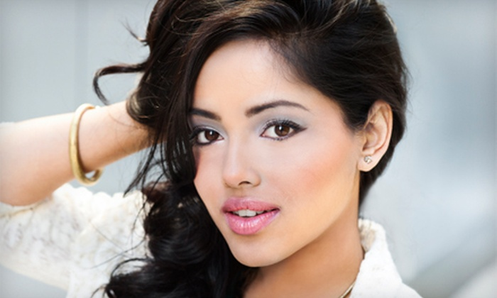 Epic Salon - Multiple Locations: $30 for $60 Worth of Hair and Skincare Services at Epic Salon