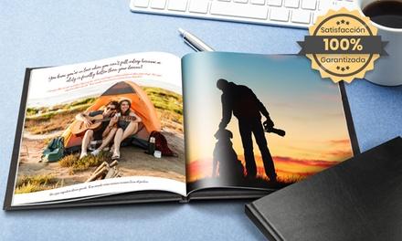 1, 2 o 3 foto-libros de 20 x 20 cm y de 20, 40, 60 o 100 páginas con Printerpix (hasta 91% de descuento)