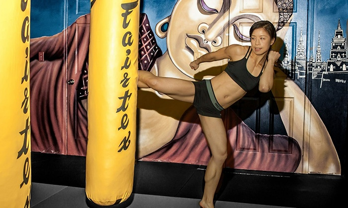Ringsport - Ringsport: Up to 69% Off Muay Thai Kickboxing Classes at Ringsport