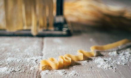 Italian Cookery Class