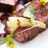 Menu 3 services avec scampi ou steak
