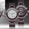 Ulysse Girard Men's Ceramic Watch