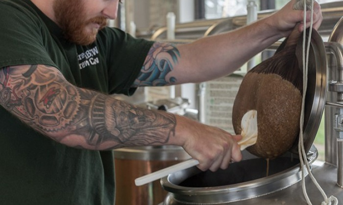 IncrediBREW - Southeast Nashua: Beer Brewing Class at IncrediBREW (Up to 42% Off)
