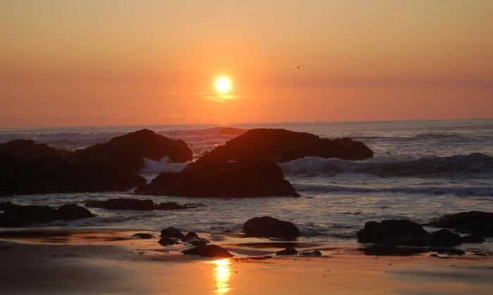 Romantic Oceanfront Hotel on Oregon's Coast