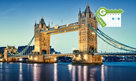 Londres: habitación doble para 2 personas con desayuno en Hotel Abc Hyde Park