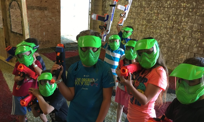 3T Nerf War : Squad Alpha Man Special SWAT Nerf guns Fight Thugs Rescue .