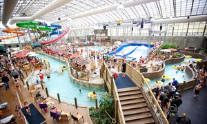 Vermont Mountain Resort with Indoor Water Park at Jay Peak Resort, plus Up to 4.0% Cash Back from Ebates.
