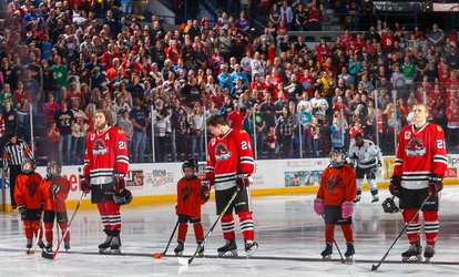 image for Rockford IceHogs vs Milwaukee Admirals Hockey Game on January 7 at 4 p.m.