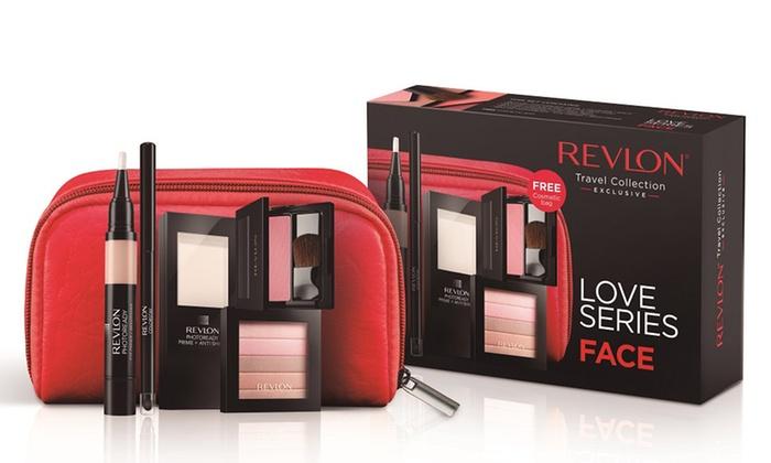 Revlon Make-Up Gift Set   Groupon Goods