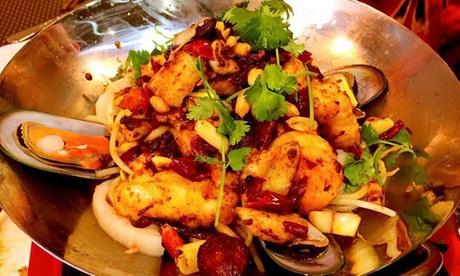 Formules menus au choix sur la carte aux saveurs asiatiques, pour 2 personnes dès 29,90 € au restaurant Tête-à-Tête