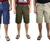 Raw X Men's Casual Cargo Shorts