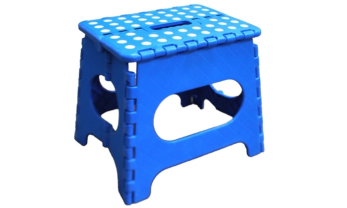 ... Slip-Resistant Colorful Step Stools (9- or 12-inch) Slip  sc 1 st  Groupon & 63% Off on Slip-Resistant Step Stools | Groupon Goods islam-shia.org