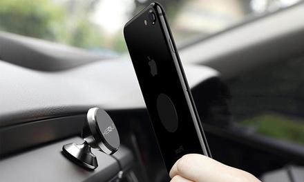 1, 2 ou 4 supports de téléphone magnétiques pour voiture