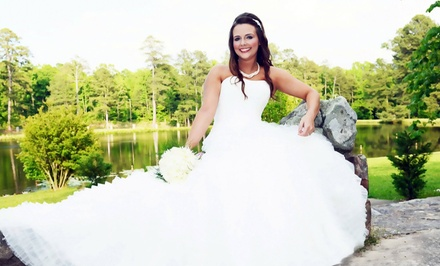 Four-Hour or Six-Hour Wedding-Photography Package at Fallon Jade Photography (Half Off)