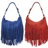 Fringed Hobo Bags