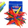 Flying Whistle Rocket Balloon Set (60-Piece)