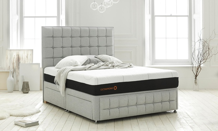 Dormeo Octaspring Triple Memory Mattress from £344 (76% OFF)