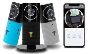 Caméra de surveillance sur pied